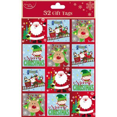 Cute Christmas Gift Tags