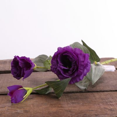 Purple Lisianthus Spray