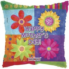 Square Mothers Day Balloon