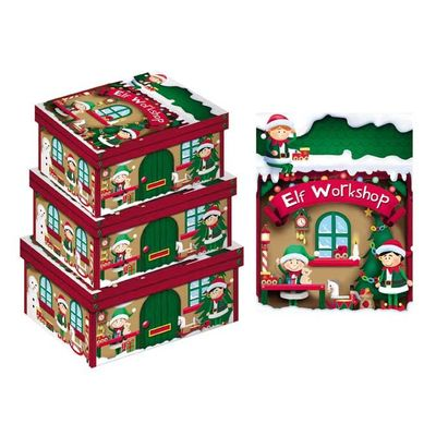 Christmas Eve Gift Boxes