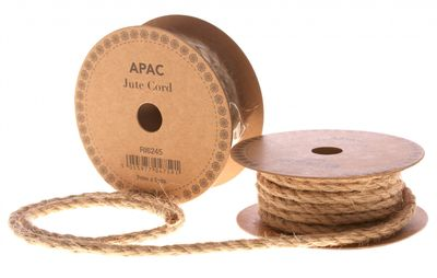 Jute Cord String (7mm x 5yds)