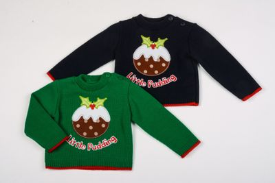 Christmas Pudding Jumpers