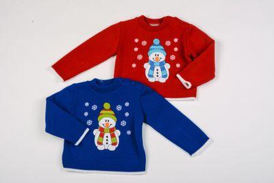 2pk snowman jumpers