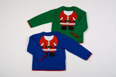Santa Christmas Jumper
