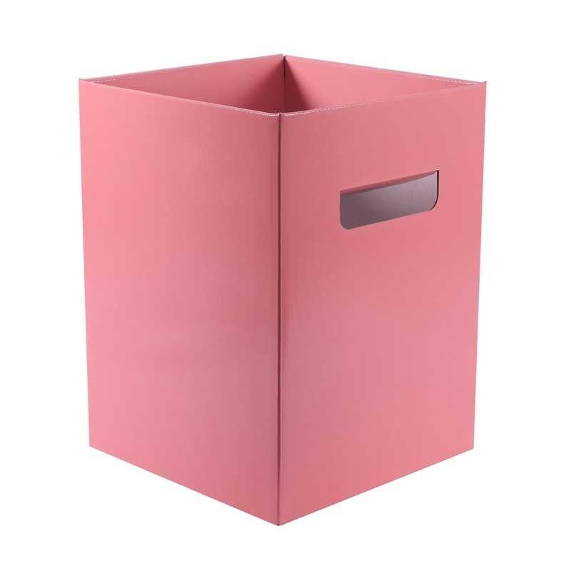 Pearlised Pastel Pink Flower Box