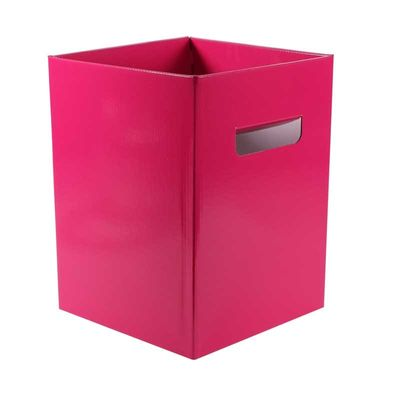 Pearlised Hot Pink Bouquet Box