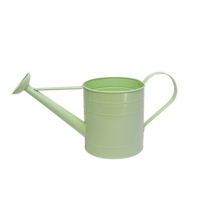 Pastel Green Watering Can
