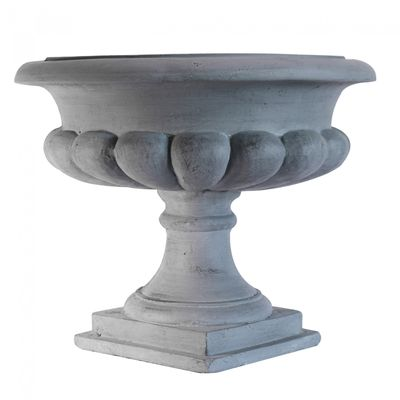 Grey Moderna French Urn Frost Proof (56cm)