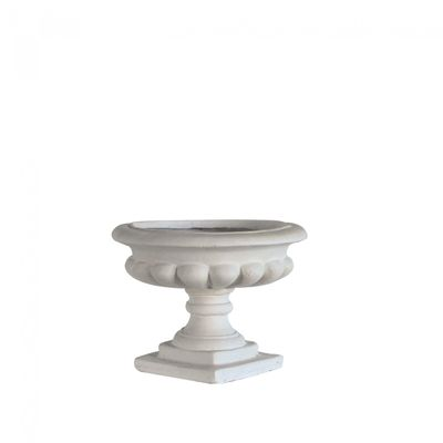 Cream Moderna French Urn Frost Proof (29cm)