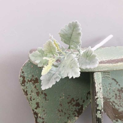 Dusty Miller Spray Green