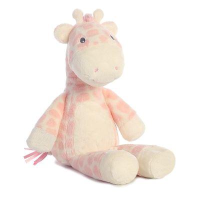 Pink Gigi Giraffe 14 Inch