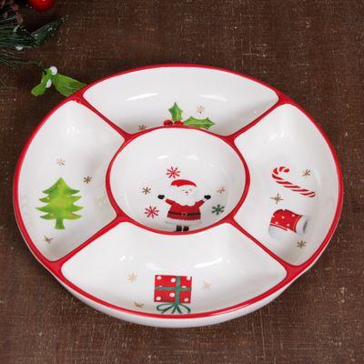 Love Christmas Multi Serving Dish