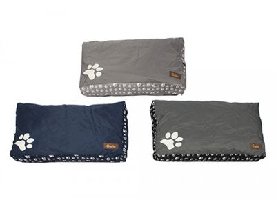 Crufts Medium Platform Bed 85 X 55Cm W/Hang Tag 3Asstd