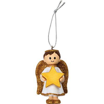 Boy Angel Decoration