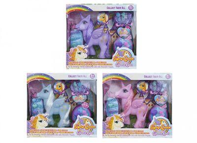 Standing Unicorn & Accessories (3 Assrtd)