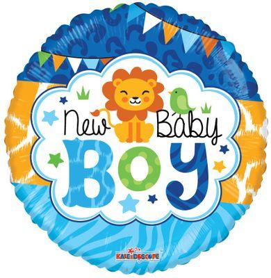Baby boy Jungle Balloon