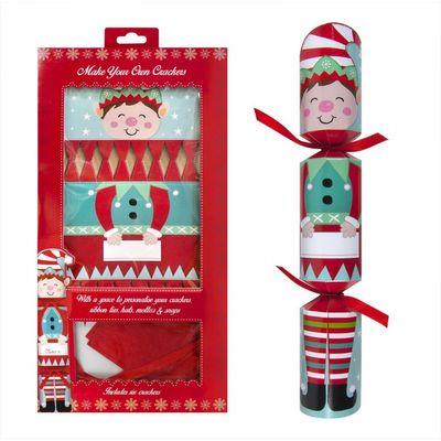 Make your own elf cracker