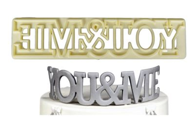 You and Me cutter