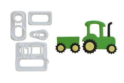 Tractor Cutter Set