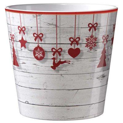 Christmas Design Pot