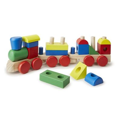 Stacking Toddler Train