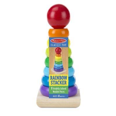 Rainbow Stacker Toy