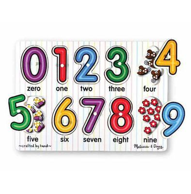 See inside number peg puzzle