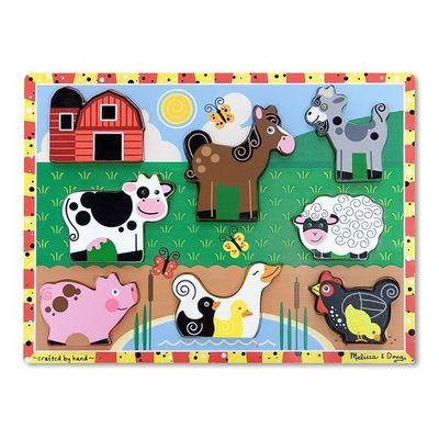 Chunky Farm Puzzle