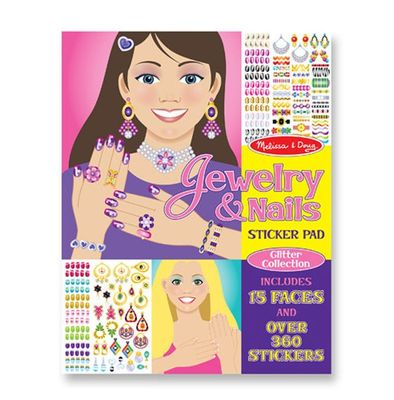 Girls Sticker Book
