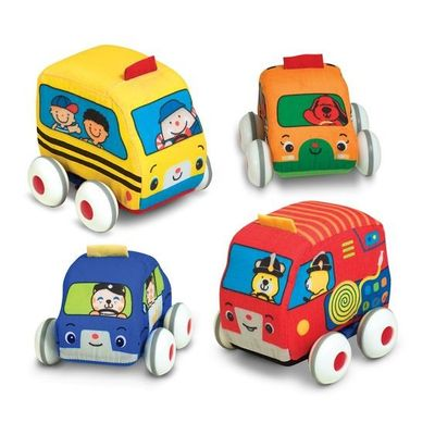 Pull back vehicles baby and toddler toy