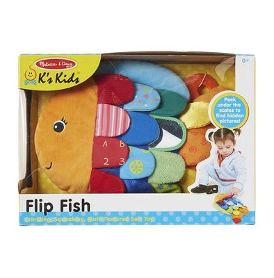 Fish Baby Toy
