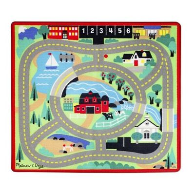 Road Rug and Car Set