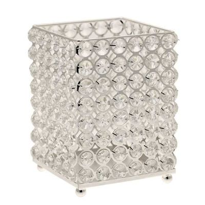Crystal Tank Candle Holder