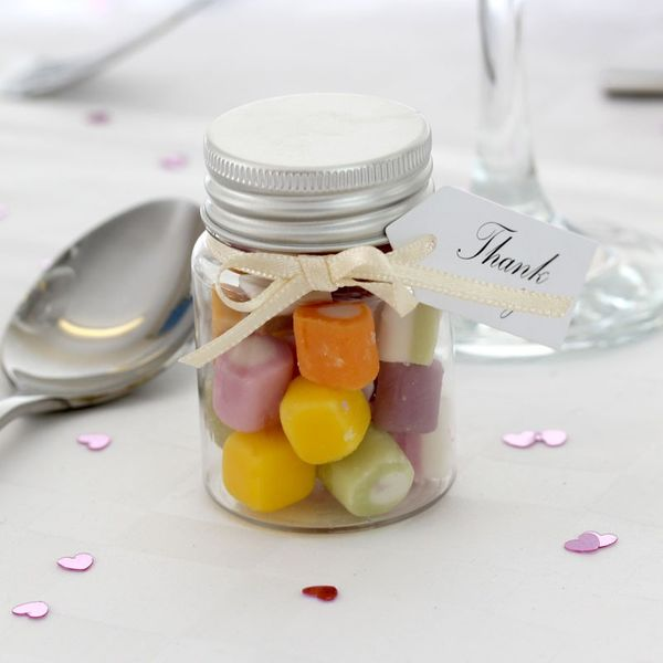 Dolly Mixture Candy Jar