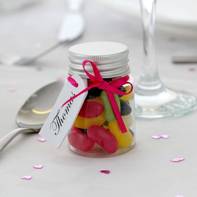 Jelly Bean Candy Jar