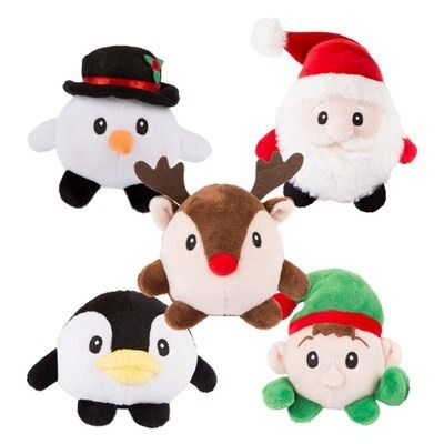 Christmas Hanging Plush Character