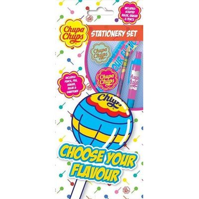 Chupa Chups Stationery Set
