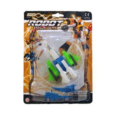 Robot Warrior 2 Asst  by AtoZ Toys