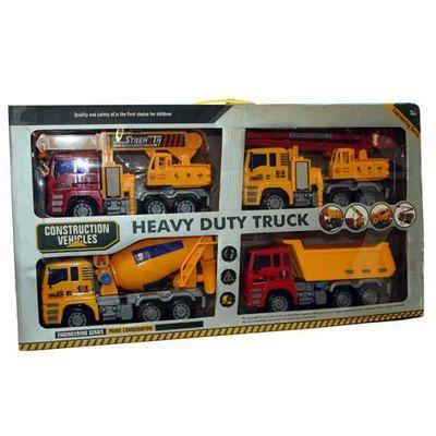 4 Trucks  by AtoZ Toys