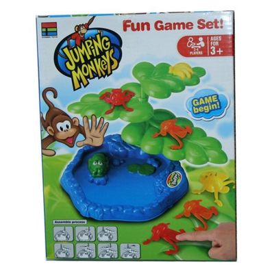 Jumping Monkey Game  by AtoZ Toys