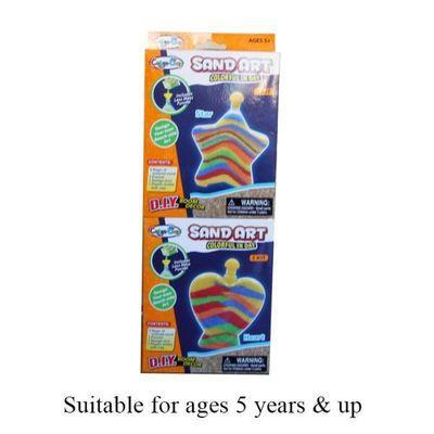 2pcs Sand Arts  by AtoZ Toys