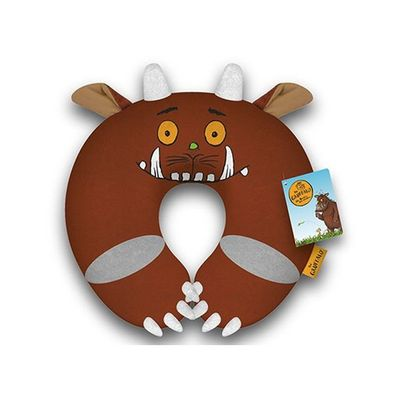 Gruffalo Neck Cusion With      Character Elements