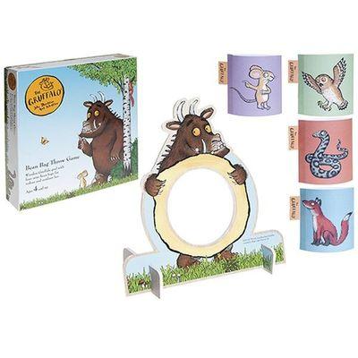 Gruffalo Bean Bag Game In      Printed Box
