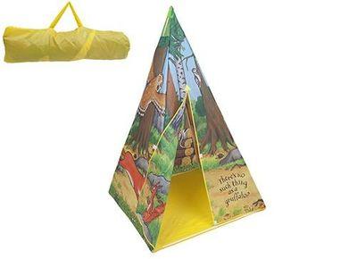Gruffalo Tepee Play Tent       160 X 100 X 100cm