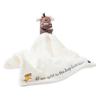 Gruffalo Baby Comforter Blankie Soft Toy By Aurora