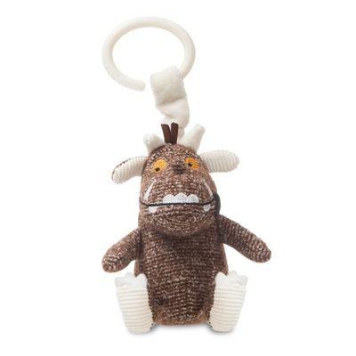 Gruffalo Baby Pram Toy 6 Inch Soft Toy By Aurora