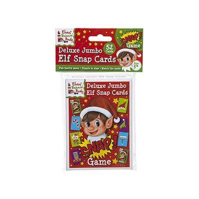 52pc Elf Snap Cards Pbhc