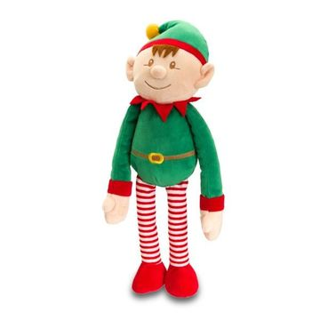 20cm Dangly Elf 2 Assorted  By Keel Toys