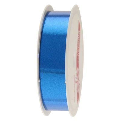 Metallic Blue Ribbon (20mm x 4m)