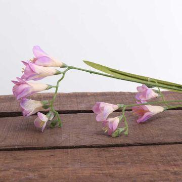 67cm Freesia Spray Lavender (24/288)